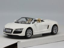 Audi R8 Spyder (special edition)
