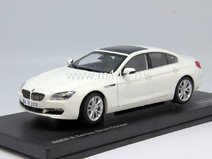 BMW 6 grand coupe (белая)