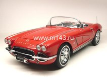 Chevrolet Corvette 1962 (roman red)