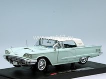 Ford Thunderbird (1960) hard top (skymist blue)