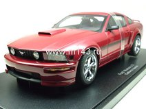 Ford Mustang GT Coupe 2007 California Special (red fire)