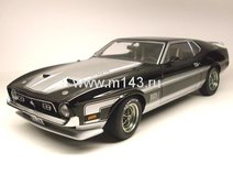 Ford Mustang Mach I Fastback 1971 (black)