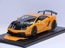 Lamborghini Gallardo LP560-4 Super Trofeo 2009 (orange)