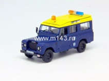 Land Rover 110 Long (Полиция Гонконга)