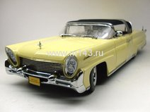 Lincoln Continental Mark III 1958г. (deauville yellow)