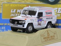 Mercedes-Benz MB 280 GE (4X4 de type P4) - 1983