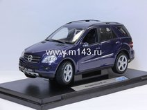 Mercedes-Benz ML350 (синий)