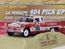 Peugeot 404 Pick-up ANDRE - PUYFOULHOUX - 1979