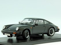 Porsche 911 Carerra 3.2 Coupe 1988 (black)