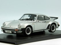 Porsche 911 (930) 3.0 Turbo 1976 (silver/turbo stripes)