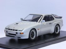 Porsche 924 Carrera GT 1980 (diamond silver)