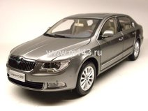 Skoda SuperB 2009 (Grey)