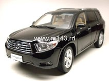 Toyota Highlander 2009 (Black)