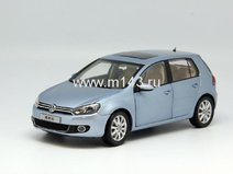 Volkswagen Golf A6 (blue) 1/18