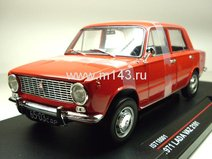 ВАЗ 2101 LADA 1200 Red (1971)
