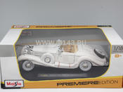 Mercedes-Benz 500K Typ specialroadster 1936 (premiere edition)
