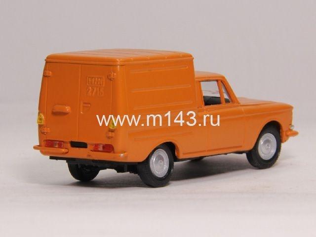 ИЖ-2715 оранжевый.