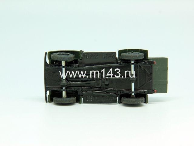 Купить масштабную модель УАЗ-457 самосвал