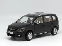 Volkswagen Touran (2013) Black 1/18