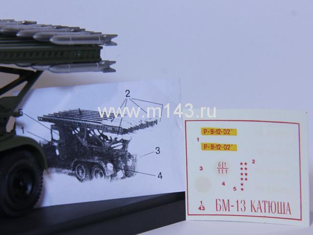 БМ-13 Катюша, Миниклассик