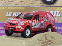Nissan X-Trail HALLIDAY /  MEDGE - 2002
