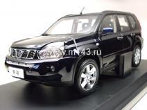Nissan X-Trail 2008 (Black)